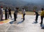 Batting drills