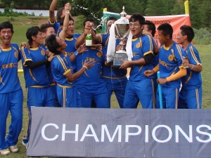 Rigsum the Club Champions