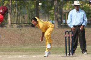 Anju Gurung, Best bowler in 2008