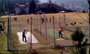 YHSS practice net