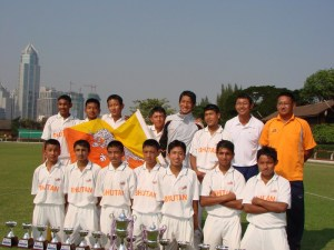 ACC U15,Runners up 2006