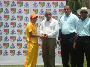 Yeshey Choden Player of the Match