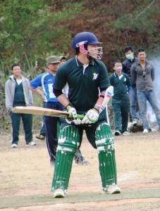 Dorji Loday, Man of the Match (98 runs in 53 balls)