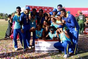 Sri Lanka second position